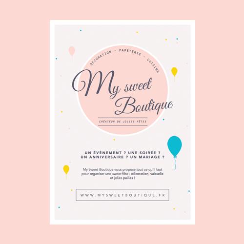 Création de flyer personalisé à Toulouse
